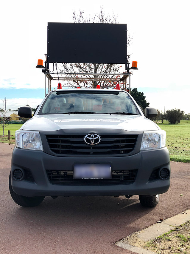 Traffic Management Vehicle Hire Traffic Hire Equipment